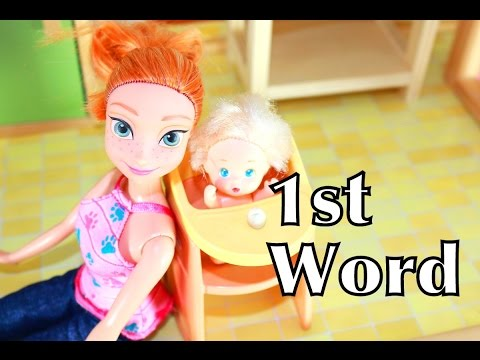 barbie baby 1st word in little tikes high chair toy playithub