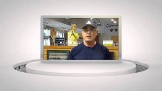 Chris Ownbey's golf fitness - Jamie Boron