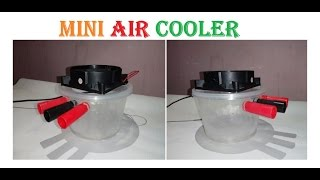 How to make an Air Conditioner at home