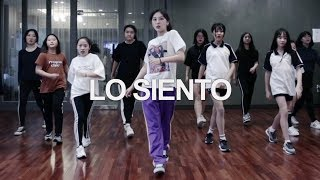 슈퍼주니어 SUPER JUNIOR Lo Siento Dance Practice