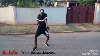 R2bees ft shatta , sarkodie one shot dancer video by team flakes dancers