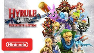 Hyrule Warriors: Definitive Edition - Available Now!