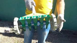 Seeder SMK-5 (VPS 27/1-10/4) (for small seeded crops, five-row)