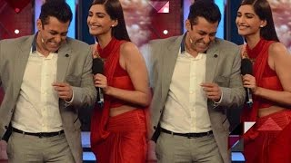 Sonam Kapoor PUBLICLY Dares To Poke Fun At Salman | Bollywood Gossip