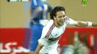 أهداف مباراة الزمالك 5 - 1 الشرطة | الدوري المصري 14-2015