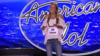 American Idol Audition - Queen's Bohemian Rhapsody cover by MADDIE HOGAN
