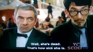 Johnny English part 2