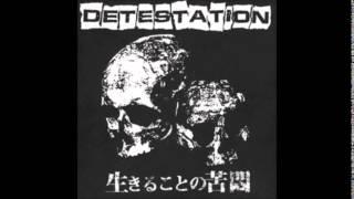 Detestation - White Thrash Genocide