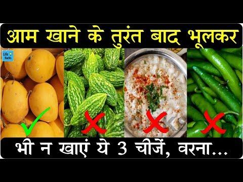 Xxx Mp4 आम खाने के बाद भूल से भी ना खाएं ये 3 चीज़ें वरना आपकी जान तक जा सकती है Mango Facts 3gp Sex