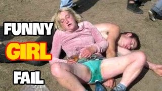 Funny Girl Fails 2017 ( Part 6 )   Best Fails Compilation By FailADD