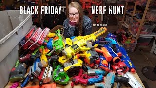 Black Friday Nerf Hunt!