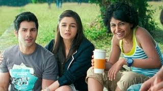 Alia Bhatt does not need competition | Student Of The Year