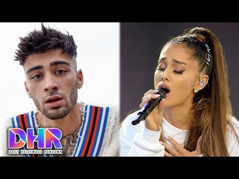 """Zayn Malik FIRED For Bad Behavior? - Ariana Grande """"No Tears Left To Cry"""" About THIS? (DHR)"""