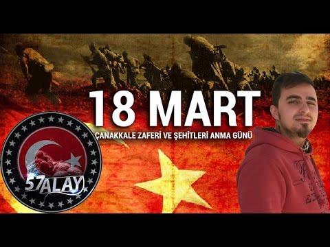 ARMA 3 57. ALAY ATLANTİK'E GİDİYORUZ! (18 MART ANMA TÖRENİ)