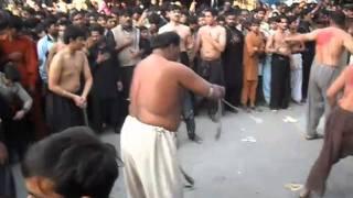 Zanjeer Zanni - Matam - 10 Muharam-ul-Haram 1433 AH (6 December 2011) Sargodha.mp4
