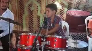 """واااااو طفل مغربي يتقن الطرب على آلة الطبل """" لاباطري """""""