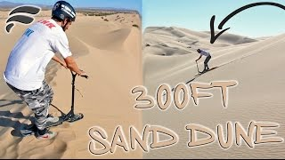 NEVER BEEN DONE SAND DUNE SCOOTER