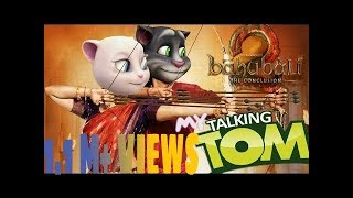 Bahubali 2 talking tom tamil version