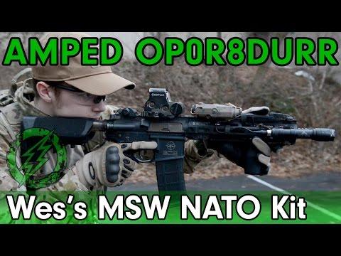 Amped Op0r8durr - Wes's NATO Walking Around Kit