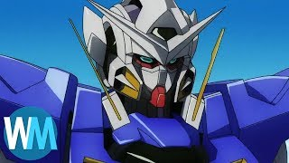 Top 10 Gundam Mecha REDUX