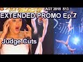 EXTENDED PROMO America's Got Talent 2018  Judge Cuts -  Will Someone Fall?  AGT Season 13 Episode 7