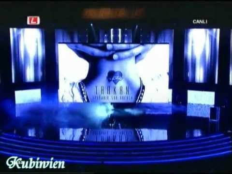 TARKAN & 17. KRAL TV MÜZIK ÖDÜLLERI 17.5.2011