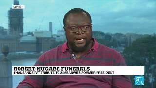 McDonald Lewanika on the politics over Mugabe's funeral
