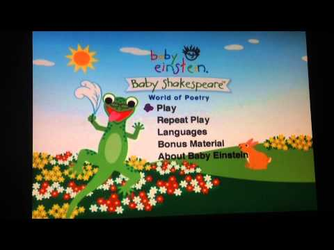 opening to baby shakepeare 2004 dvd