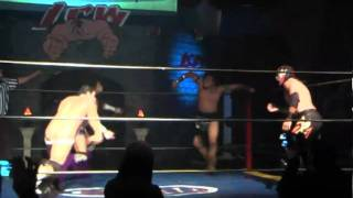 Lucha Libre (LCW) Kaos and Rico vs The World 6,The Money Maker