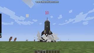 Полёт на Луну - Minecraft от Бойко #1