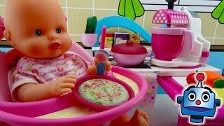 Bebé come en la Cocina de Nenuco