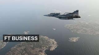 Saab Gripen - New Player in The Fighter Jet Market?   The FT