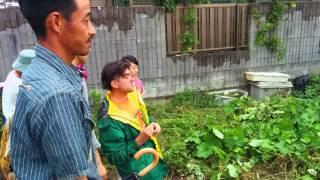 Permaculture tour in Tadaoka, Osaka prefecture