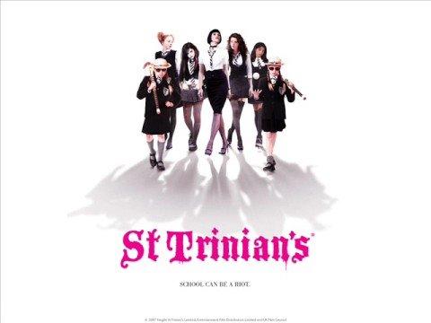 08 - St. Trinian's Soundtrack - Sanctuary