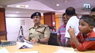 """7-year-old Points Finger at IPS Officer, Says """"He Beat Up People"""" 