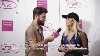 IN Report - Bebe Rexha @Telekom Electronic Beats Festival