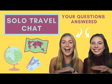 The Big Solo Travel Chat Loneliness group tours safety feeling nervous and our top tips