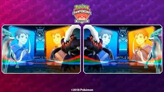 2018 Pokémon Oceania International Championships: Pokkén Tournament Grand Finals