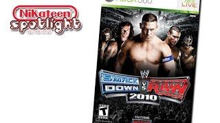 SVGR - WWE SmackDown vs. Raw 2010 (XBOX 360)