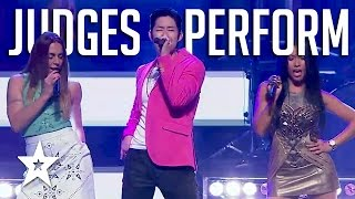 Got Talent Judges Perform On Asia