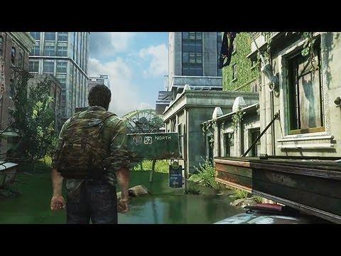 The Last Of Us - 15 Minuten Gameplay von der PAX Prime