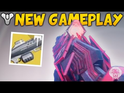 Destiny RISE OF IRON GAMEPLAY New Exotic Weapons Raid Areas Private Matches & Trials Ornaments