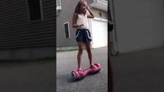 Hover board tricks