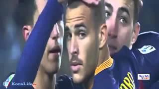 اهداف مباراة برشلونة وفيلانوفينسي 6-1 الاهداف كاملة - محمد بركات 2015