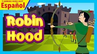 ROBIN HOOD - Cuentos en espanol || Cuentos Infantiles en Español - ROBIN HOOD historias para ninos
