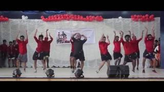 Best College Dance Ever- MA College of Engg - Union Inauguration - Team Maalam-2017
