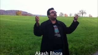Rabindra Sangeet, akash bhora, ranadhir ghosh, tagore song, bengali song