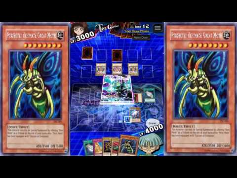 Summon PERFECTLY ULTIMATE GREAT MOTH -- Yu-Gi-Oh Duel Links