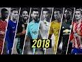 Best Football Skills mix 2018 ● Messi ● Neymar ● Ronaldo ● Salah ● Isco  ● HD #2