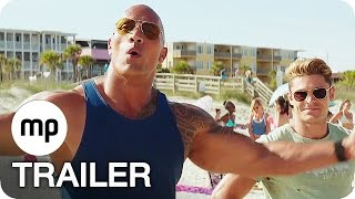BAYWATCH Trailer 2 German Deutsch (2017)